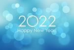 2022梦幻新年海报