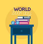 世界图书日插图