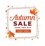 秋季销售设计模板