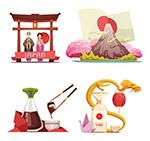 日本传统文化元素