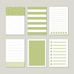 笔记本背景设计