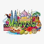 矢量马来西亚地