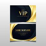 VIP名片模板