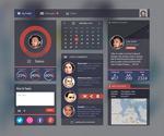 手机界面UI