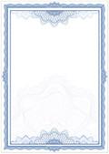 欧式证书模板