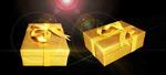 金盒渲染图