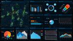 科技数据统计图表
