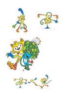 2016奥运吉祥物
