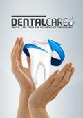 保护牙齿公益海报