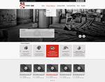机械企业网页