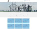 电力网站模板