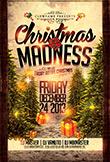 圣诞节主题海报