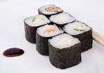 海苔寿司图片