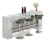 酒吧吧台模型