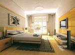 小型卧室模型