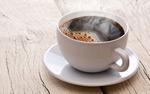 一杯热咖啡