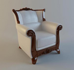 单人沙发座椅4