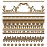 建材装饰边框图片
