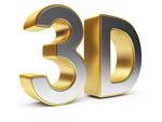 3D字体图片