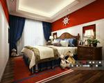 卧房3D模型