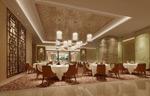 宴会厅模型