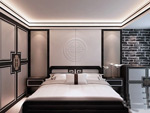 卧室组合模型