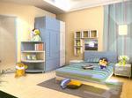 室内儿童房装修