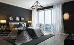 卧室空间3D模型