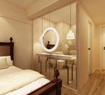 卧室卫生间模型