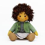 可爱的娃娃模型