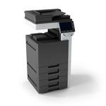 大型复印机模型