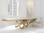 休闲桌椅模型