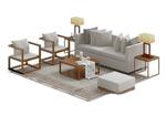 沙发茶几模型
