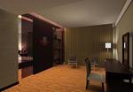 宾馆套房模型