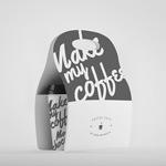 咖啡包装袋样机
