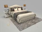 卧室家具模型