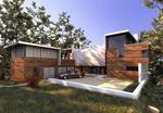 创意别墅模型