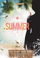 夏季旅游派对海报