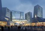 商业公共建筑模型