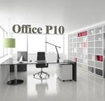 办公家具模型