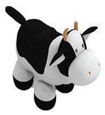 玩具布偶牛模型