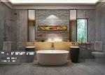 卫浴空间模型