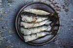 油煎沙丁鱼