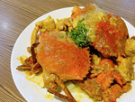 黄油炒螃蟹
