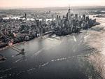城市全景图片