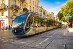 法国波尔多电车