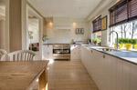 明亮现代厨房