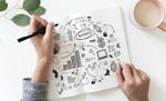 绘制商业图表图片