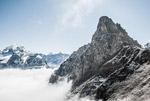 雪山图片素材