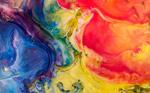 水彩艺术背景图片